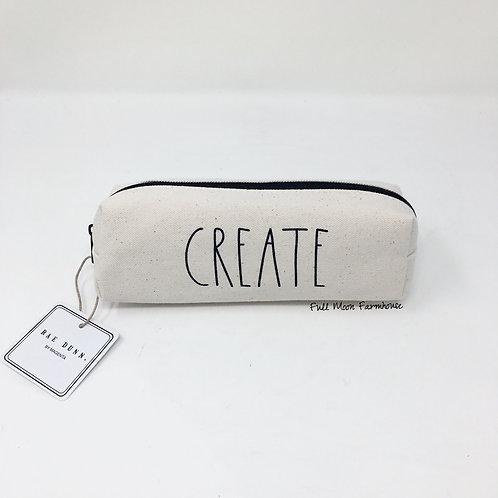 Rae Dunn Create Pencil Case