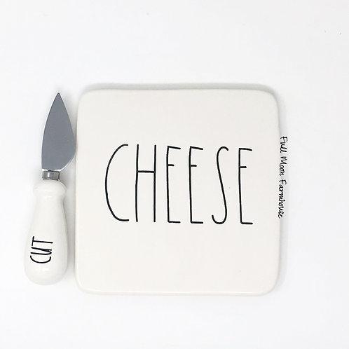 Rae Dunn Cheese