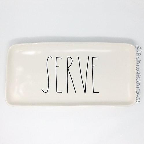Rae Dunn Serve Platter