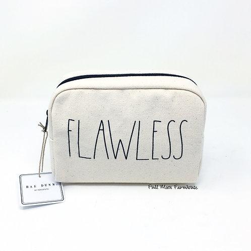 Rae Dunn Flawless Cosmetic Bag