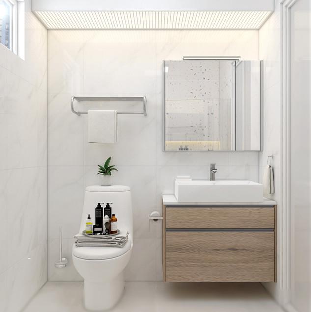 5 Room Master Bath
