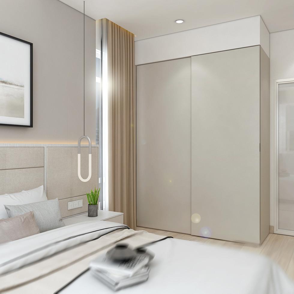 5 Room Master Bedroom