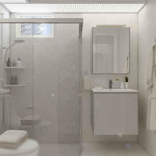 5 Room Common Bath