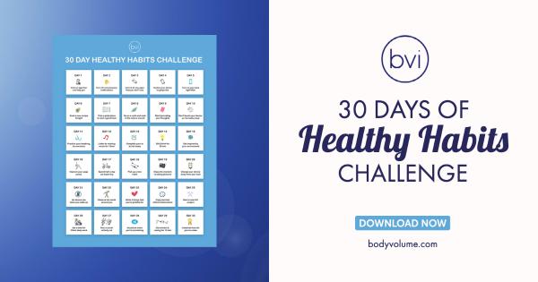BVI Healthy Habits Graphic
