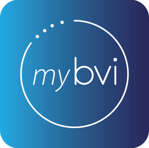 myBVI App Icon