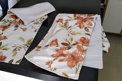 Floral Table Runner and Placemats