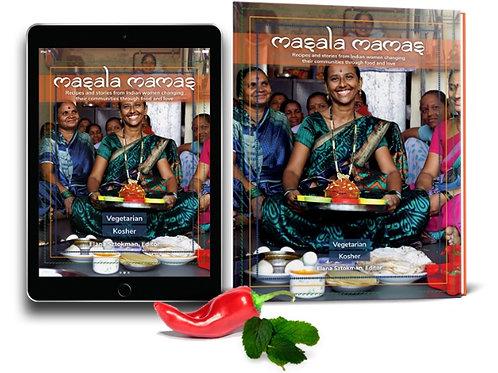 Masala Mamas Cookbook