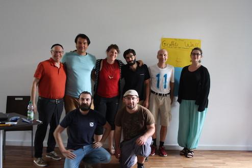 JASS participants