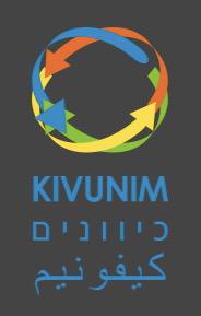 Kivunim logo