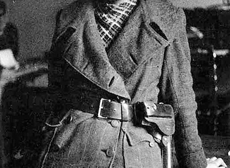 Jewish Volunteers in the Spanish Civil War