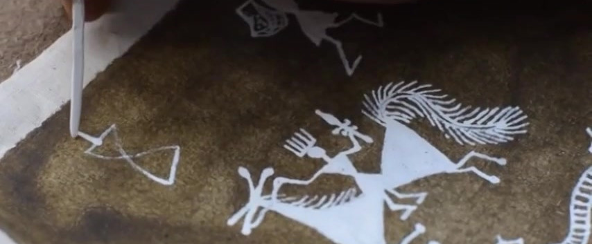 Warli Painting - The Form of Tribal Art