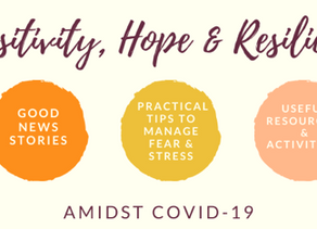SPEN Facebook Page on Positivity, Hope and Resilience in a time of COVID-19