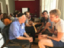 JASS 2018 participants with Professor Jonathan Schorsch