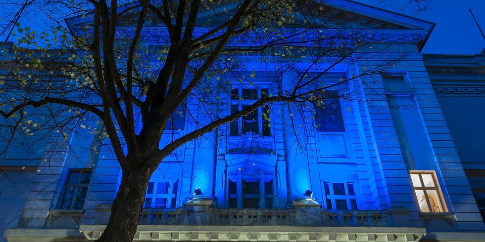 """Blue Night - Thema """"Freimaurerei und Religion"""""""