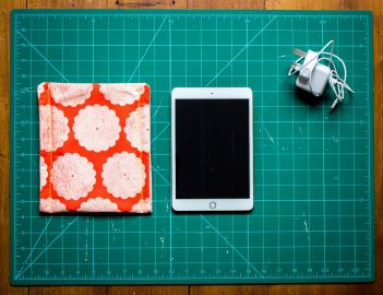 Gadget Cover by Alex Bluebird Fabric