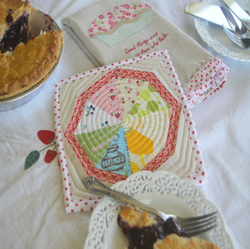 Easy As Pie by Gina Ferraro
