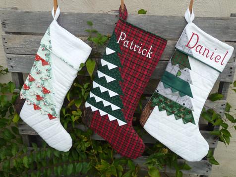 Make Modern Issue 19 Christmas Stockings