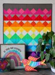 35 Rainbow Banner by Amanda McCabe @jame