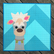 28 Alfred the Alpaca by Tania Denyer _ia