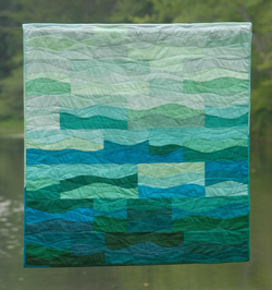 Ocean Bricks by Cheryl Brickey