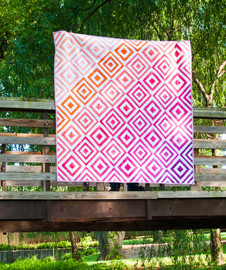 36 Fade to Fall by Sarah @lazycozyquilts