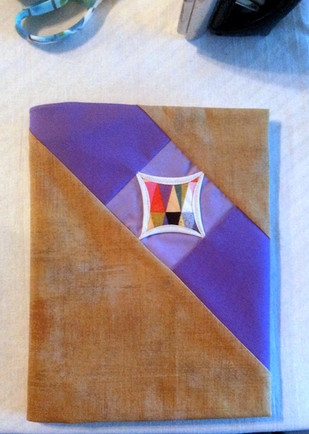 26 Notebook Cover by Kathy Aho _nanablue