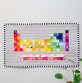 25 Quilty Periodic Table by Brooke _ohse