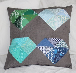 Gemstone Cushions by Jane Kelly