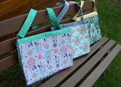 Laptop Bag by Lisa Chambers