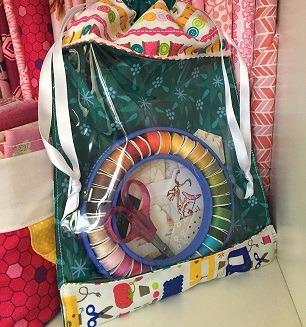 Peekaboo Bags by Lara Motta
