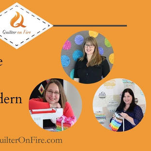 The Quilter on Fire Podcast
