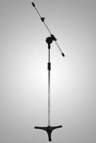 pedestal telescopico para microfone modelo girafa