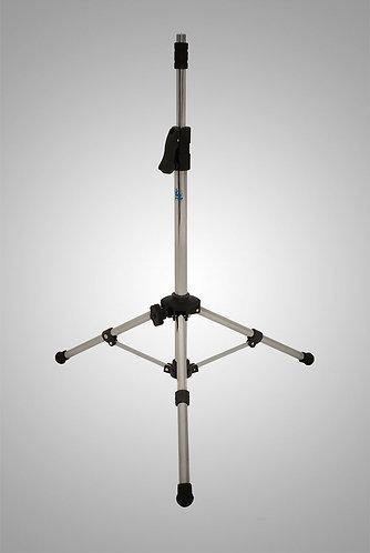 pedestal para microfone modelo studio pés dobráveis