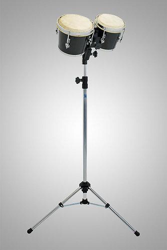 pedestal para bongo com catraca reforçada