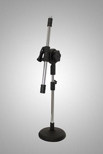 pedestal girafinha para microfone de mesa