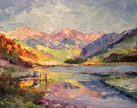 Colorado Sun rising
