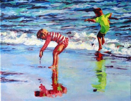 Beach Time Memories
