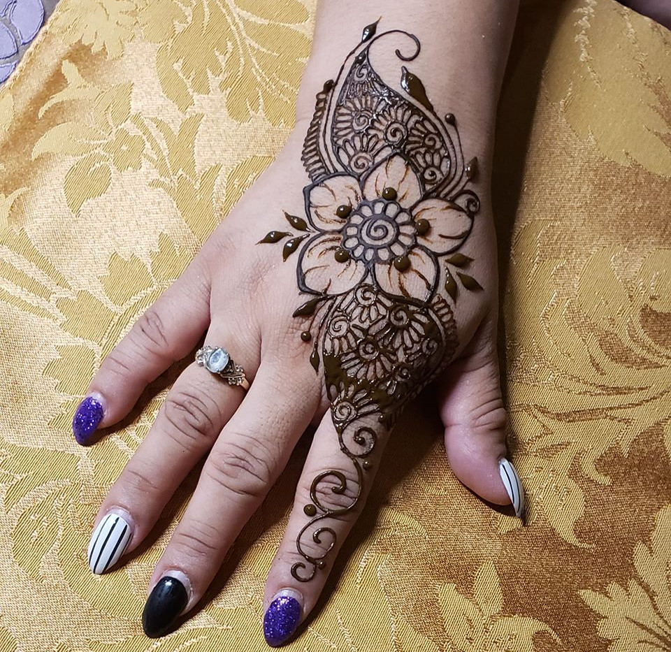 Henna Designs by Luba