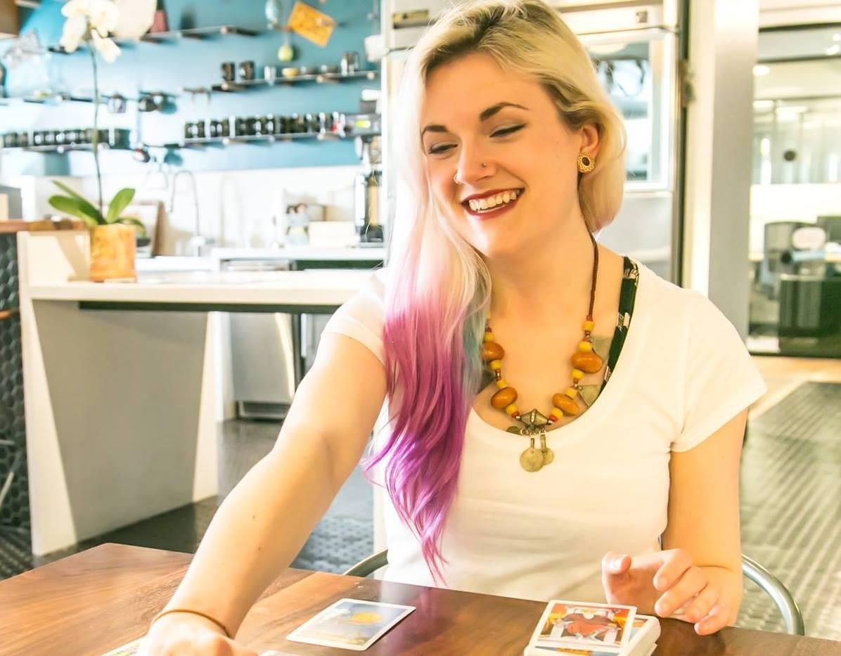 Carly of Sound Sight Tarot