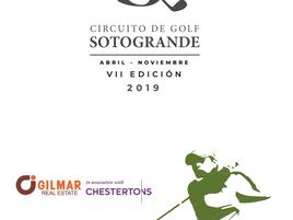 GILMAR patrocina el VII Circuito de Golf Sotogrande