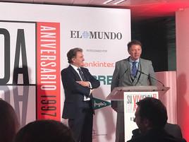 """GILMAR recibe el premio """"SU VIVIENDA"""""""
