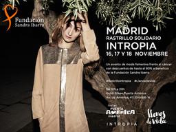 Rastrillo Solidario |SandraIbarra + INTROPIA|