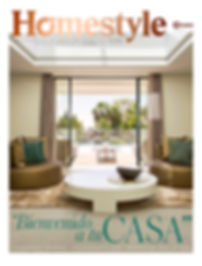 Homestyle Real Estate magazine Number 1