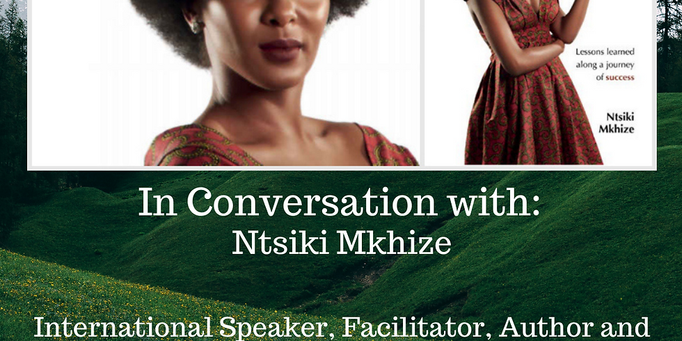 In Conversation with Ntsiki Mkhize