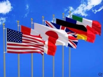 G7 negotiate minimum corporate tax rate