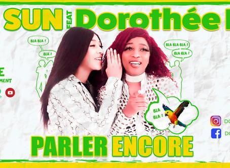 """Nouveau titre """"Parler encore """" Mj Sun feat Dorothée Fall"""