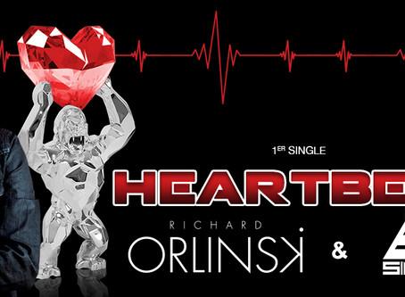 Heartbeat - Richard Orlinski & Eva Simons (Official Music Video)