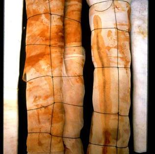 Earth Cloths: Stringy Bark Eucalyptus