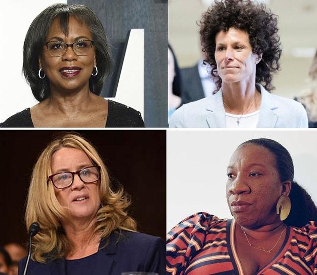 Anita Hill Andrea Constand Christine Blasey Ford Tarana Burke.jpeg