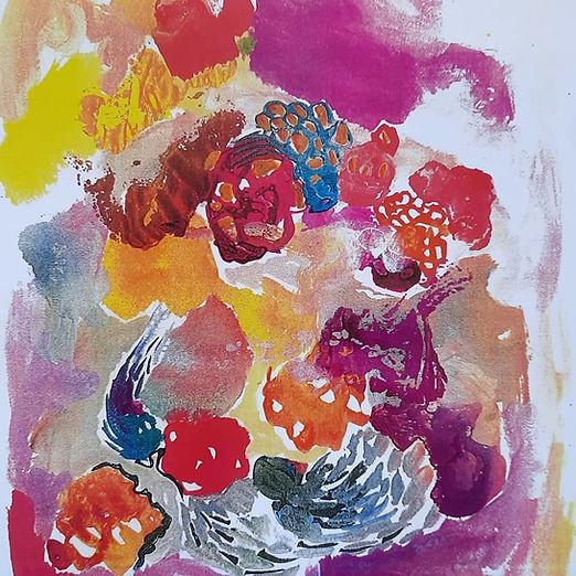Untitled sea fruits